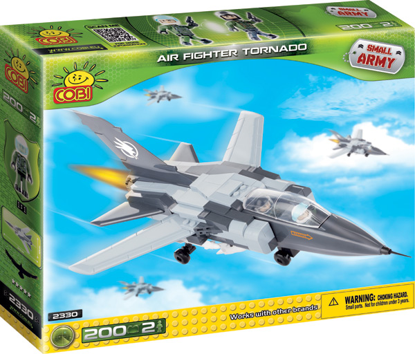 COBI - SA AIR FIGHTER TORNADO 200 OSAA